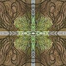 """""""Tree Hugger - Mirrored"""" by kcd-designs"""