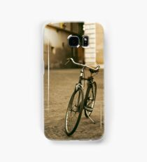 lonely bicycle Samsung Galaxy Case/Skin