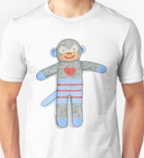 Sock Monkey Unisex T-Shirt