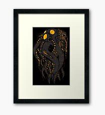 Octobot Framed Print