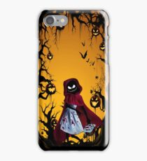 Red Riding Hood Nightmare iPhone Case/Skin