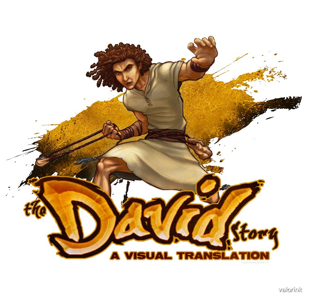 The David Story #1 by valorink