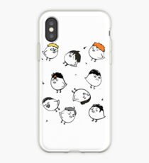 Karasuno crows iPhone Case