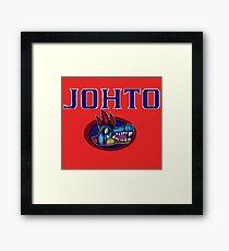 Johto University Framed Print
