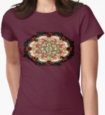 Gather the Grapes~ Make the Wine Women's Fitted T-Shirt