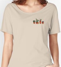Plants Women's Relaxed Fit T-Shirt