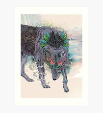 Journeying Spirit Art Print