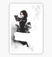 Marvel's Black Widow Sticker