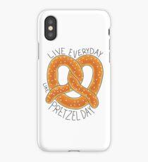 The Office: Pretzel Day iPhone Case/Skin