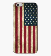 American flag case iPhone-Hülle & Cover
