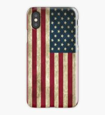 American flag case iPhone Case