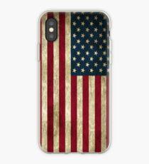 American flag case iPhone Case