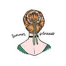 Summer Princess by Joree Cisneros Wuollet