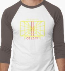 XW Targeting System  Men's Baseball ¾ T-Shirt