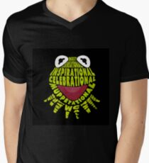 Muppetational Mens V-Neck T-Shirt