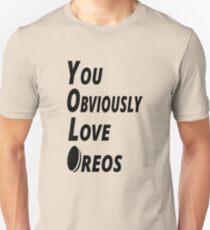 YOLO - You Obviously Love Oreos T-Shirt