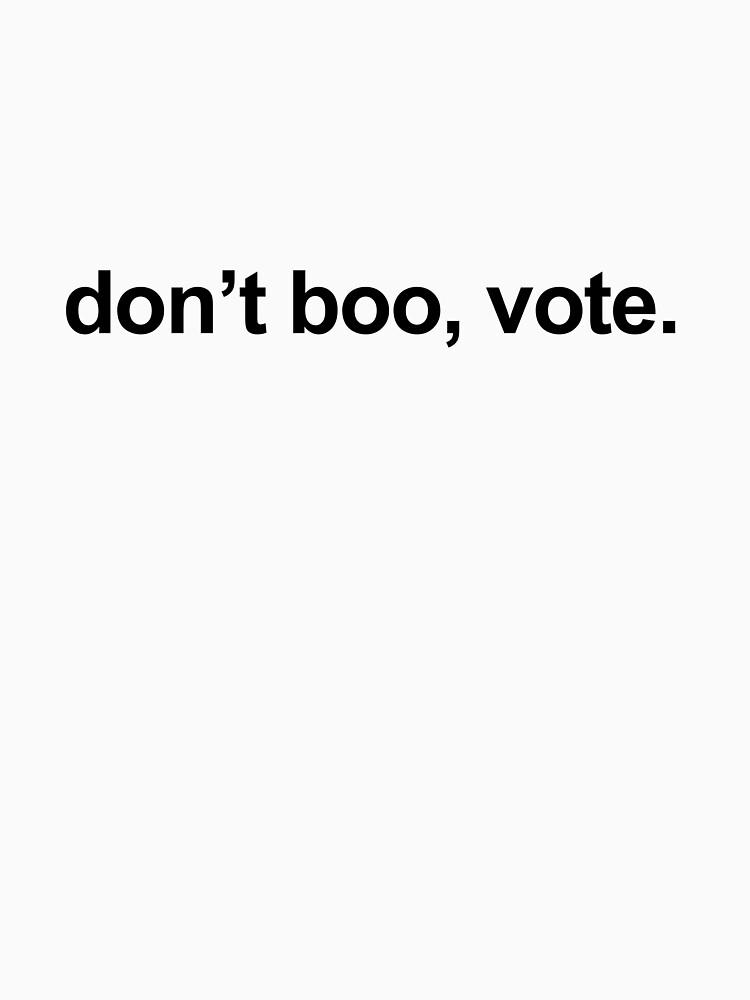 Barack Obama - Nicht buh, abstimmen. von toraflora