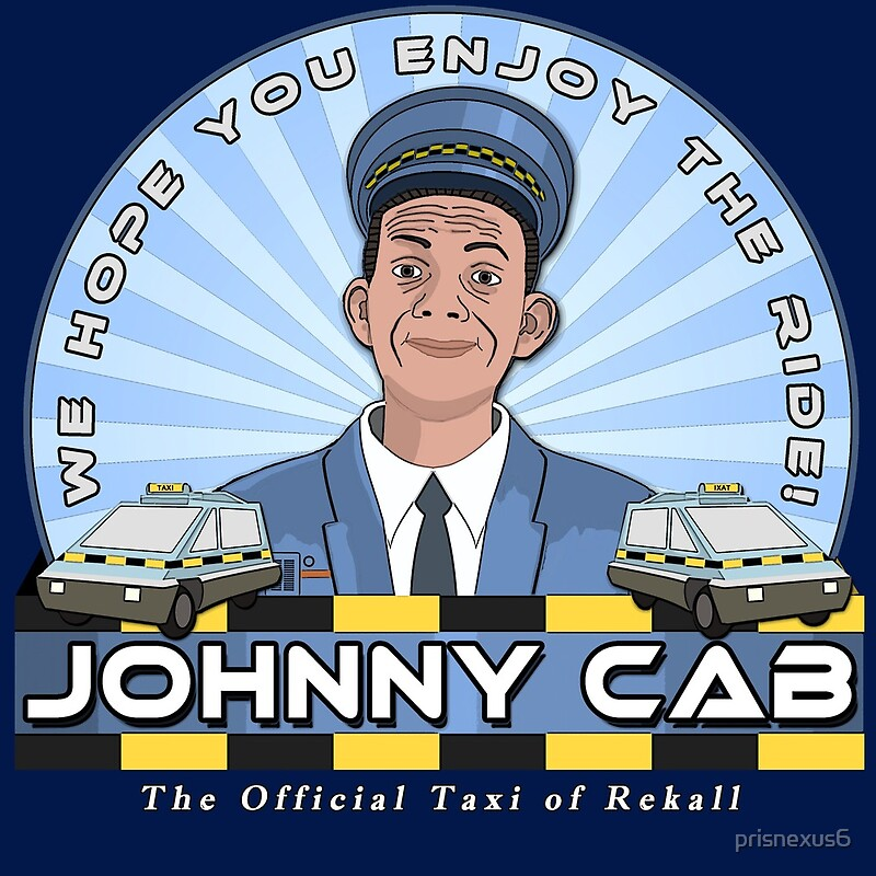 Johnny cab by prisnexus6