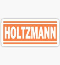 Jillian Holtzmann Name Tag Sticker