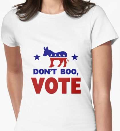 Dont Boo, VOTE T-Shirt