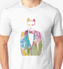 Justin Timberlake Water Colour Unisex T-Shirt