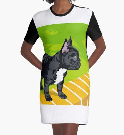 Diesel again Graphic T-Shirt Dress