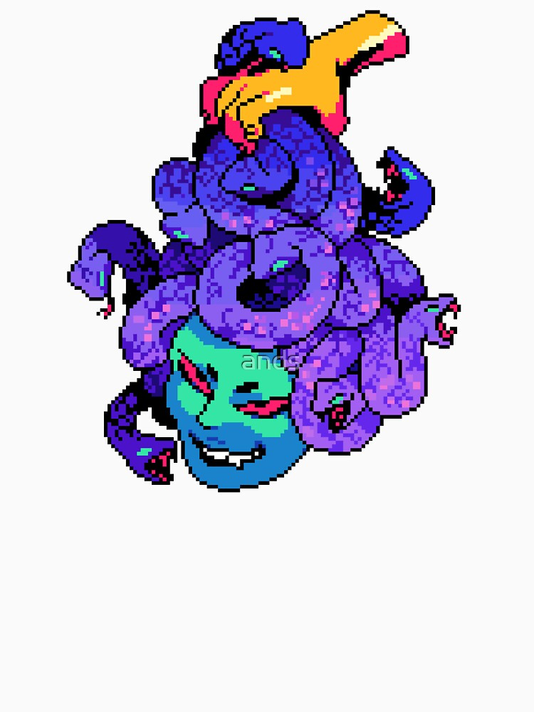 MEDUSA by ands