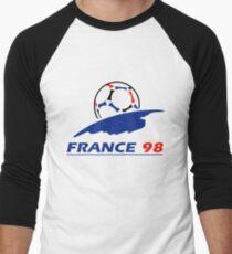 France 98 Men's Baseball ¾ T-Shirt