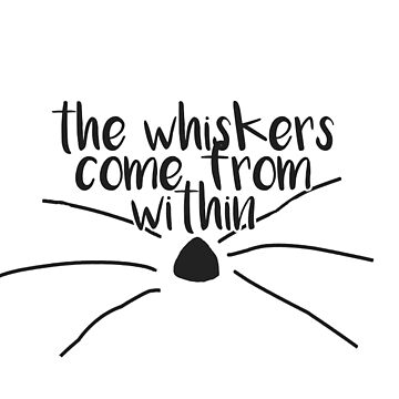 Whiskers Come From Within by spnlockscreenz