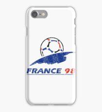 France 98 - Vintage iPhone Case/Skin