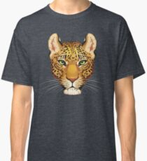 Leopard Face Classic T-Shirt