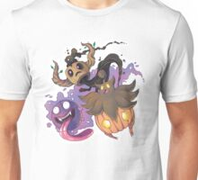 Ghost Type Spooktacular Unisex T-Shirt