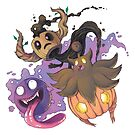 Ghost Type Spooktacular by Carrie Wilbraham