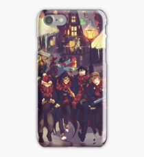 Moony, Wormtail, Padfoot and Prongs iPhone Case/Skin