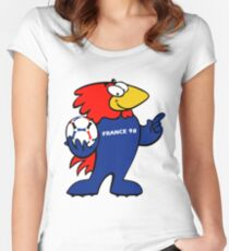 Footix Women's Fitted Scoop T-Shirt