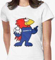 Footix Women's Fitted T-Shirt