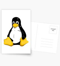 Linux Postcards