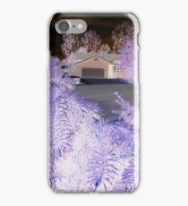 Abstract enhancements. iPhone Case/Skin