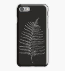 New Zealand Fern Leaf iPhone Case/Skin