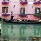 Venice colour by Vicki Moritz