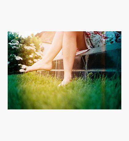Lomo - Chit chat Photographic Print