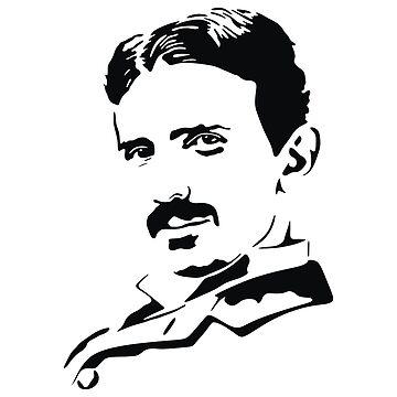 Nikola Tesla by emersoncane