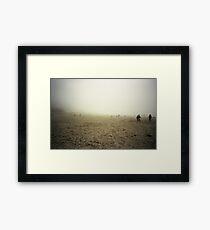 Lomo - Empty Framed Print