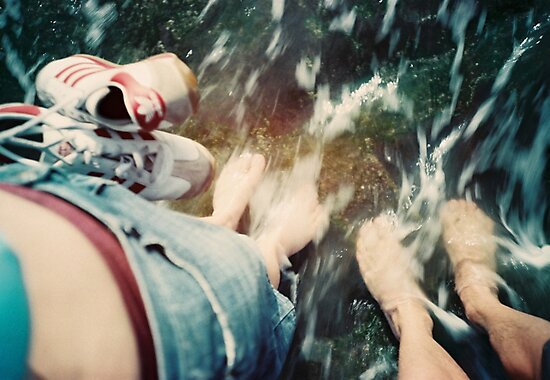 Lomo - Cooling down by Thomas Spiessens