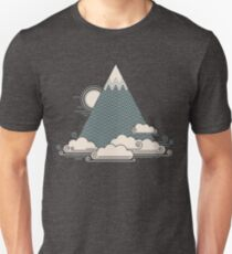 Camiseta unisex Cloud Mountain