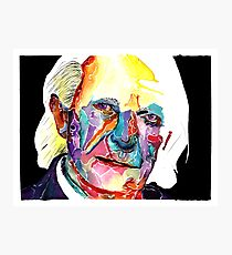 First Doctor / William Hartness Photographic Print