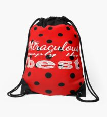 Miraculous Ladybug - Simply the Best  Drawstring Bag