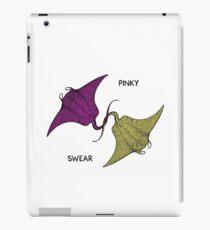 Pinky Swear iPad Case/Skin