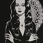 Morticia  by SassoJo
