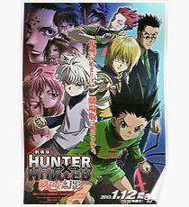 Hunter x Hunter poster Poster